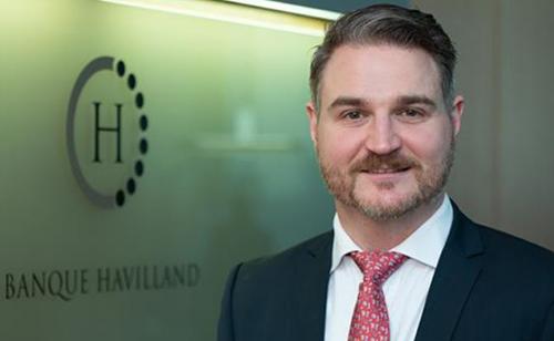 Marc Arand, CEO Banque Havilland (Liechtenstein) AG.
