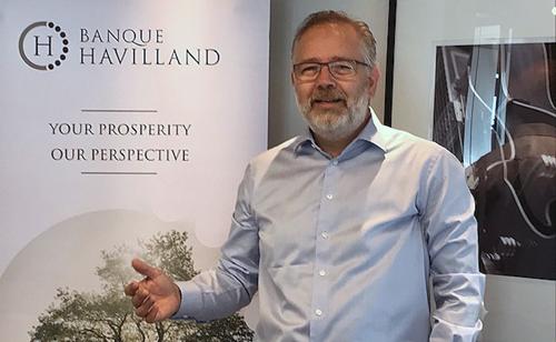 Lars Rejding Banque Havilland