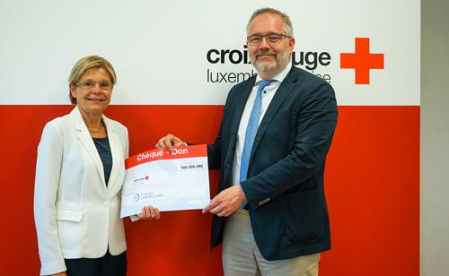 Red Cross sponsorship
